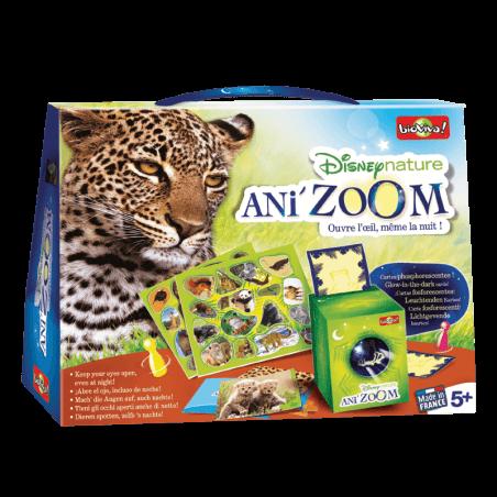 Ani'Zoom - Disneynature - Jeu à partir de 5 ans - Bioviva, créateur de jeux qui font du bien.