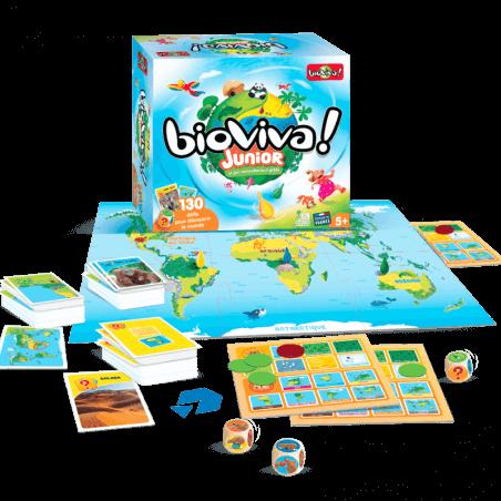 Bioviva Junior - Elu par les medias aux Etoiles du Jouet 2018 - Bioviva, créateur de jeux qui font du bien.