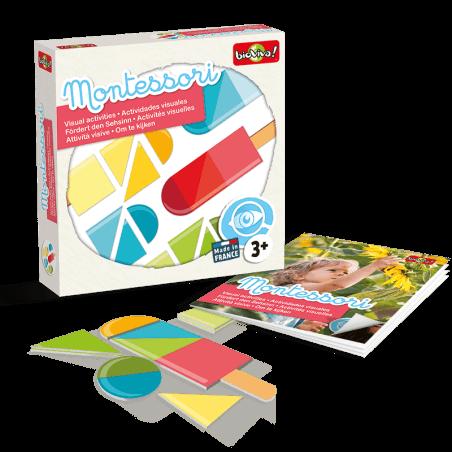 Montessori - I can see - Bioviva, creator of games that do good.