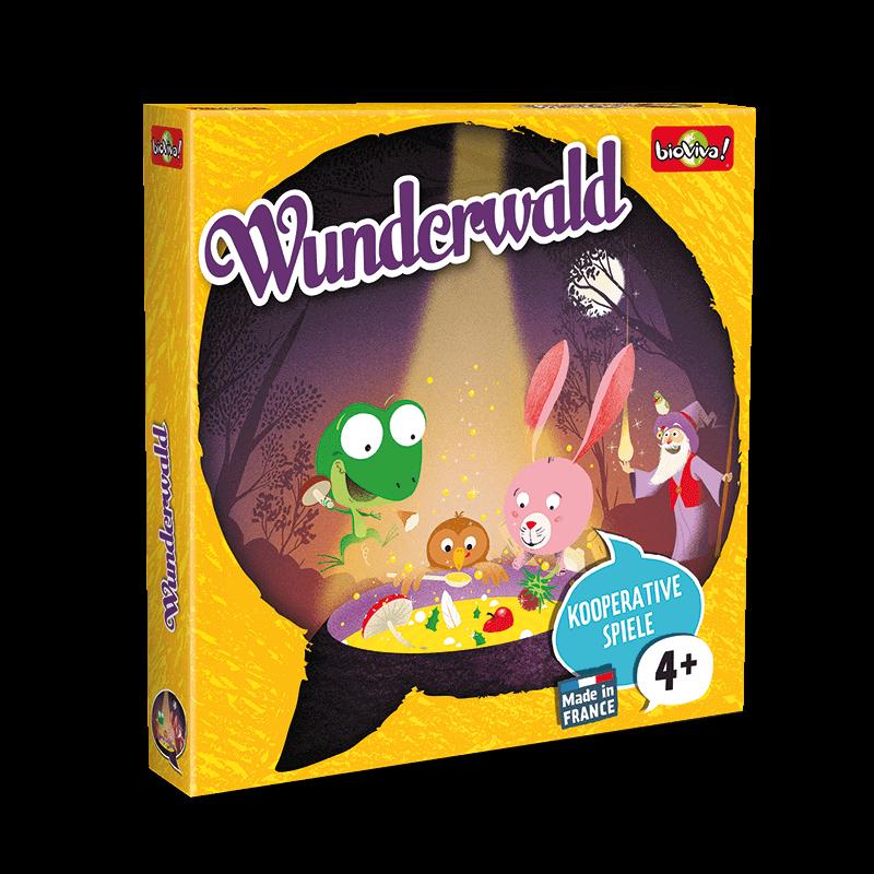 Wunderwald -  Spiel ab 4 Jahren - Bioviva, Entwickler von Spielen, die Gutes tun.