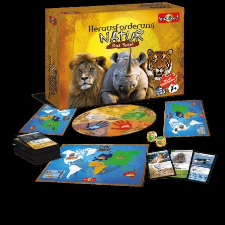 Herausforderung Natur Das Spiel -  Bioviva, Entwickler von Spielen, die Gutes tun.