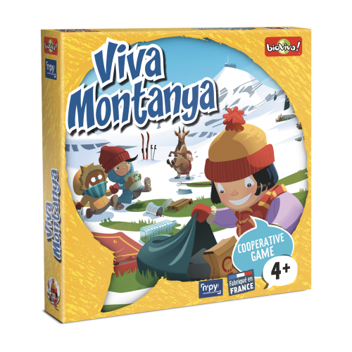BIOVIVA - Jeux Personnalisés - Viva Montanya